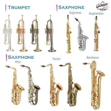 Trumpet Yamaha Vs Ad