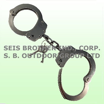 S/S Handcuff - Chain Link - 9.45 oz, Police gear, Police accessories, tactical gear