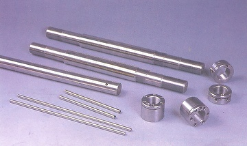 Hydraulic & Pneumatic Hardened / Chrome Plated Shaft Rod