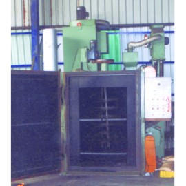 Automatic Blasting Machine For Paint Cleaning