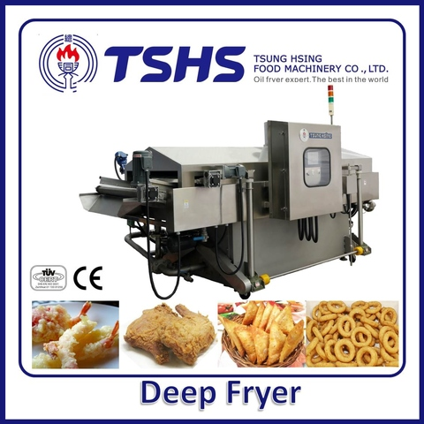 MIT Oil Capacity saving Tornado Potato Fryer Machine