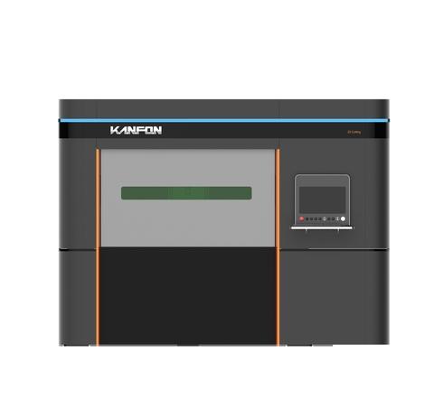µFiber Laser 2D Cutting Machine