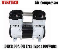 Oil Free Air Compressor 1100 Watts