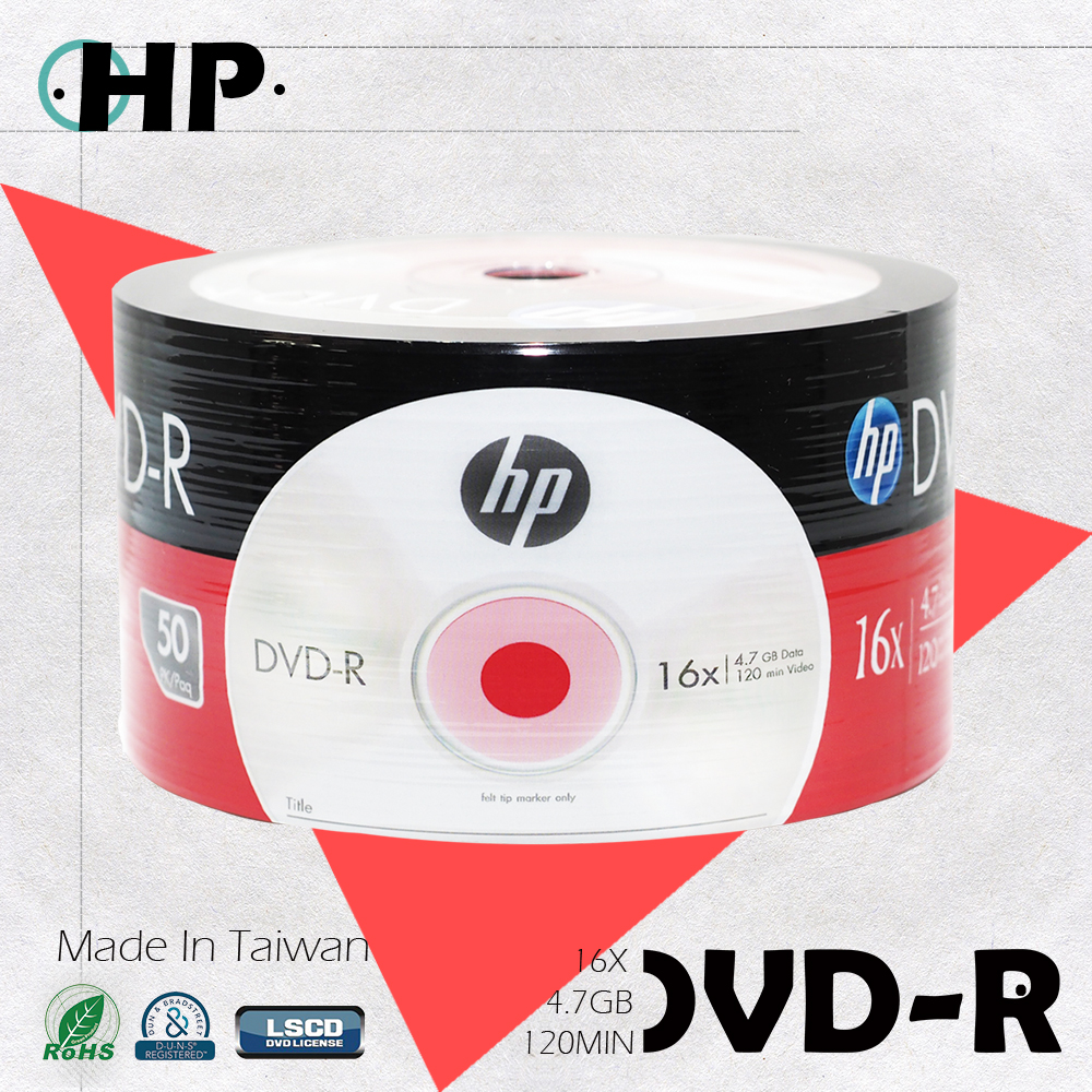 Highest Quality Dvd Recordable Half Pencil Cd Rw 12x Ritek Excellent Bulk 50 Blank 16x 47gb R In For Hp High Made Taiwan
