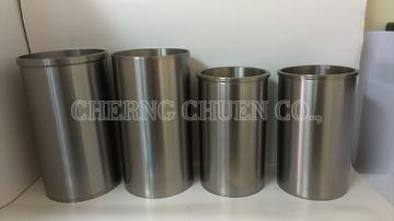 CYLINDER LINERS FOR KUBOTA ENGINES