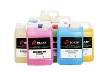 Full Range Detailing Cleaners & Hydrophobic Solutions