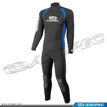 5mm Neoprene Fullsuit, Man, Wetsuit, Diving Suit