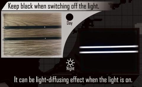 Bright & Dark - Black Profile