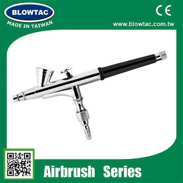 BLOWTAC SA-723 Double Action gravity-feed Airbrush