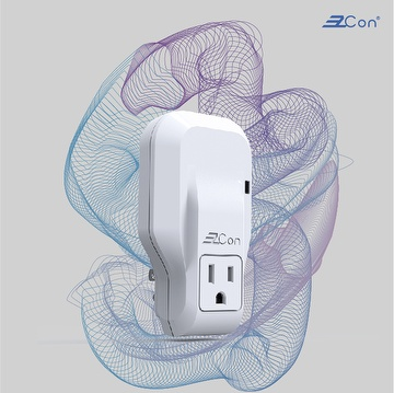 EZCon Adapter Plug 2A/15A