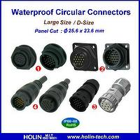 Waterproof Circular D-t..