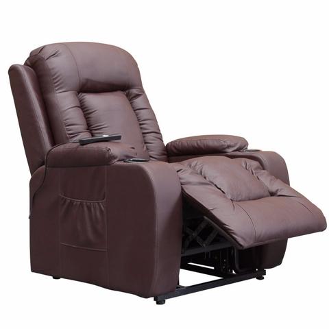 Taiwan Single Electric Powder Massage Lift Chair Sofa