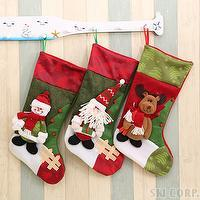 Merry Christmas Stocking home decoration