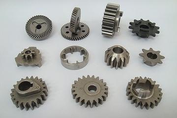 Gear - Spur _ Belver _ Helical Gear_Sprocket