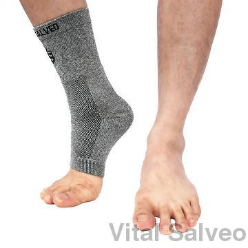 Bamboo Charcoal and Germanium Ankle Sleeve