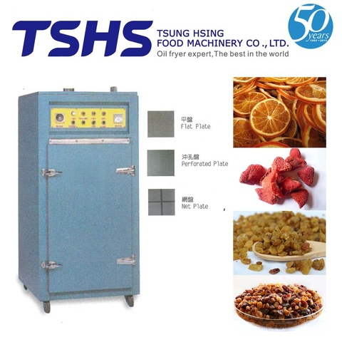 High Working Industrial Box Type Seafood Dehydrating Machinery