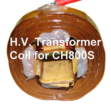 High Voltage Transformer Coil For Treater CH800S