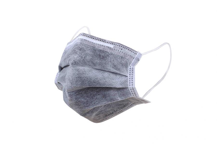 activated charcoal surgical mask