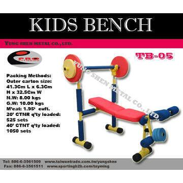 Sit-up Bench,KIDS BENCH