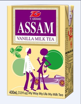 Assam Vanilla Milk Tea 400mL