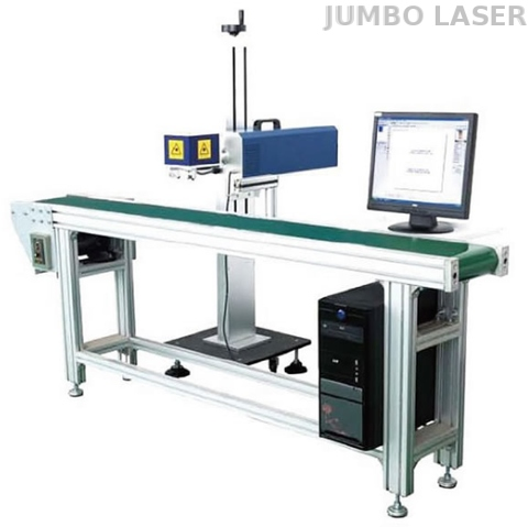 Laser Flying Marking Machine