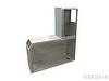 Sheet metal: control panel cabinet