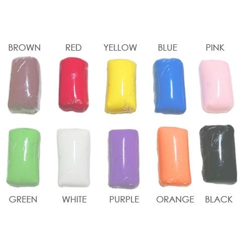 High Quality Non-Toxic Professional Stationery Resin Clay