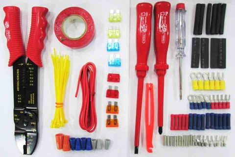 TOOL SET – S88-989 SELLERY ELECTRICAL TOOL SET