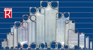 Heater & Cooler - your best choice - gasket type plate heat exchangers