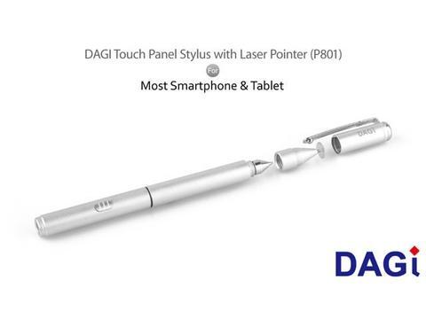 Universal DAGi Capacitive Stylus Pen P801-Multi-Function