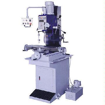 Metal Working Machinery,Drilling,Milling Machine