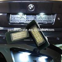 Brand New for BMW led license lights 1 Series 3 Series 5 Series X Series