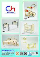 Wholesale Top Quality latest Metal Bed Frame Parts designs