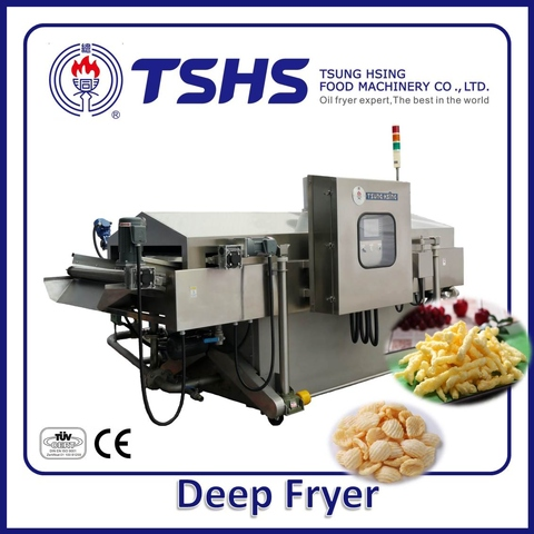 MIT Oil Capacity saving Sweet Potato Deep Fryer