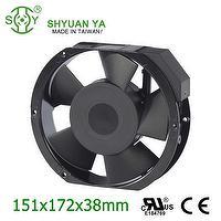 220v Motor Power Axial Duct Air Smoke Exhaust Ventilator