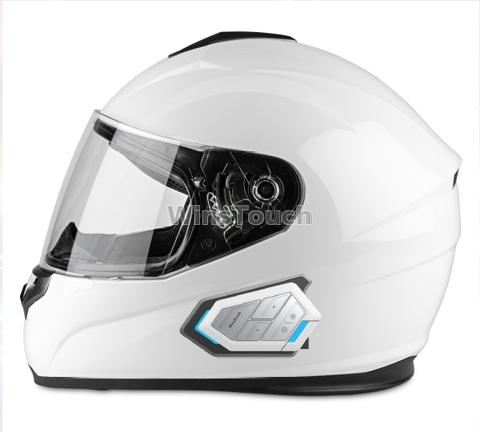 Smart Helmet Bluetooth Headset