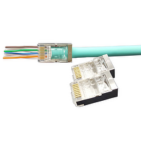 EXW - Cat6 STP Easy Connector