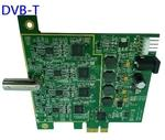 PT-100 PCIe 4-Channel DVB-T Modulator (Tx only)