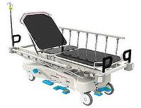 Manual Control Emergency Stretcher with X-ray Translucent Table Top REXMED RST-780
