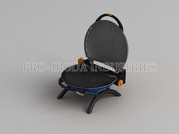 O Grill 2000 IRODA/ Barbecue Grill/ Gas BBQ Grill/Portable Gas Grill/  Camping Grill