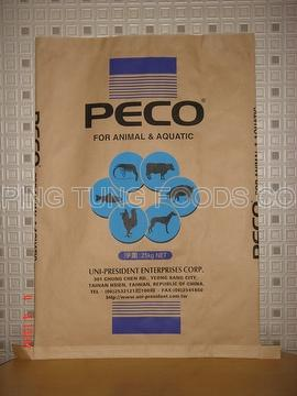 High Quality Unbleached Kraft Paper Bag
