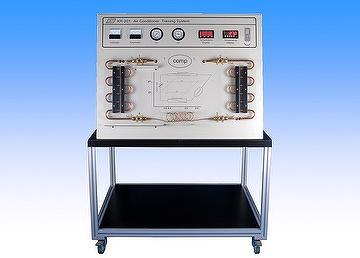 Taiwan Air Conditioner Training System | K & H MFG  CO , LTD