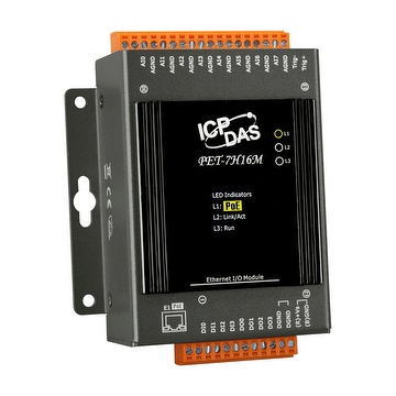 Ethernet High Speed Data Acquisition Module