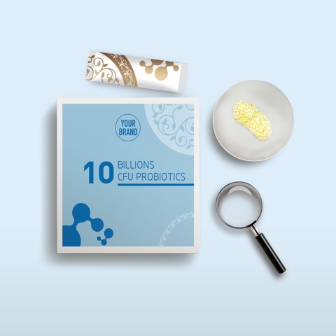 digestive enzymes patented probiotic powder