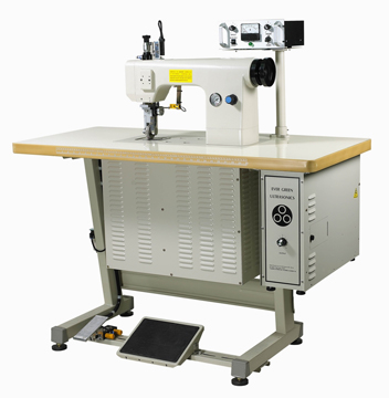 EGR-015 - Ultrasonic Lace Sewing Machine