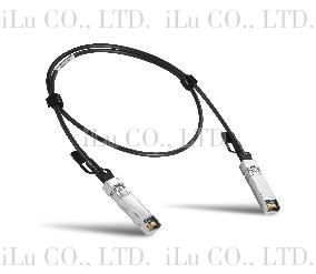 DAC cable 3m AWG30-24 1G SFP Ethernet Connection