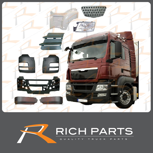 Man Truck Parts TGS Made in Taiwan