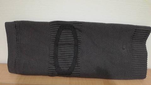 Multi-functional full bamboo charcoal kneepad