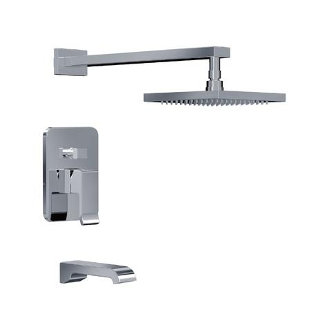 Single handle Tub & Shower faucet