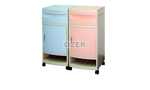 Hospital Ward Cabinet Nursing Night Stand